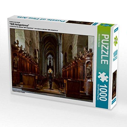 Ein Motiv aus Dem Kalender'Stift Heiligenkreuz' 1000 Teile Puzzle Quer