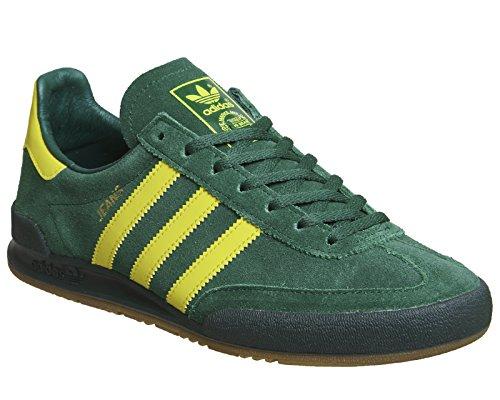 Adidas Jeans Uomo Sneaker Blu Green