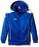 Jako Jacke Kapuzenjacke Copa - Chaleco de fútbol para hombre, color azul / blanco, talla 2XL