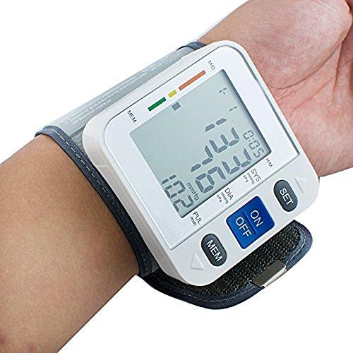 Tensiomètre moderne, facile à utiliser, confortable et efficace!