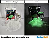#9: DIY series: Glow in dark snow powder. Just add water , for kids above 4 years, useful in schools projects, fun activities, return gifts, Decorations, games, parties etc. Feels like real snow