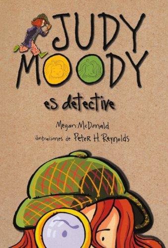 Judy Moody Es Detective por Megan Mcdonald