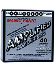 Manic Panic Amplified Kit De Décoloration Pour Cheveux