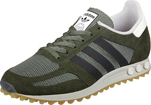 adidas Herren LA Trainer OG Fitnessschuhe, Verschiedene Farben (Stmajo/Negbas/Gum1), 42 EU (Trainer Adidas)