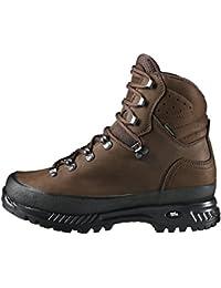 Botas Hanwag Alaska Wide GTX marrón para hombre UK 7,5