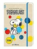 Peanuts 2016: Buchkalender