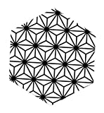 Koala Superstore Nordic Creative Geometric Keramik Untersetzer Wasserdicht Anti-Skid Dekoriert Matten B
