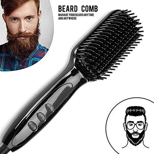 Peine Herramientas Hombres Barba Rápida Enderezadora