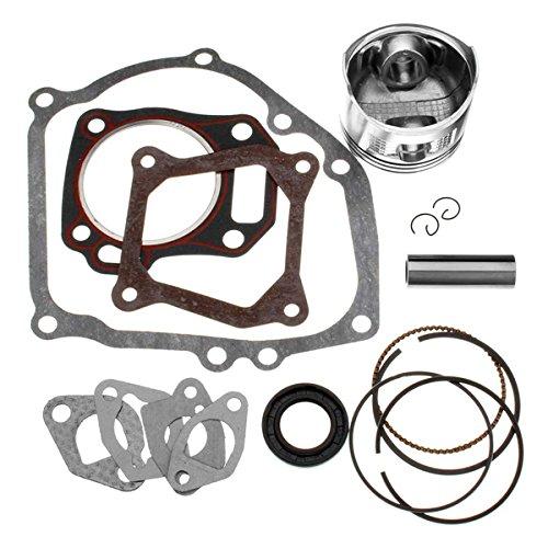 Alamor Kolben Ring Dichtung Kurbelgehäuse Öl Seal Rebuild Kit Für Honda Gx160 Gx200 5,5 6.5 Ps Motor