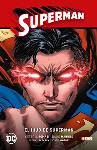 Superman vol. 01: El hijo de Superman por Peter Tomasi