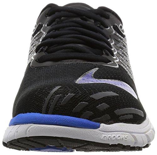 Brooks Purecadence 5, Chaussures de Running Compétition Homme Noir (Black/Blue/Anthracite 074)