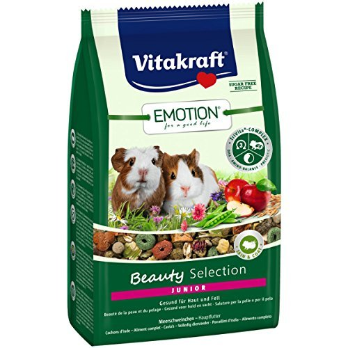 Vitakraft Emotion Beauty Junior, Meerschweinchen - 600g