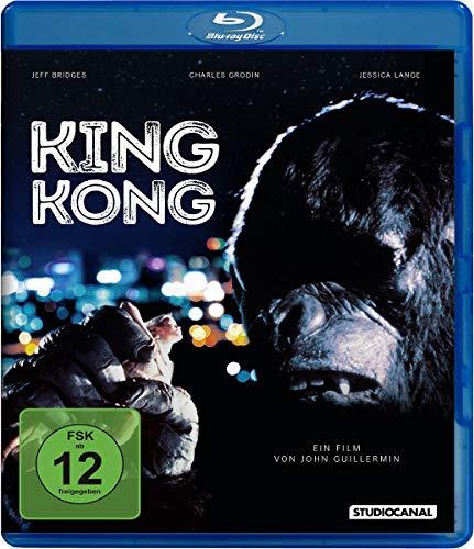 King Kong [Blu-ray] (King Kong)