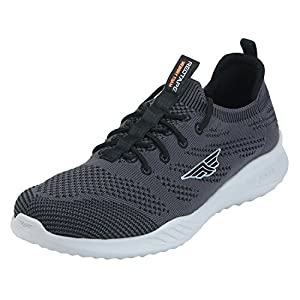 Red Tape Men's Grey Running Shoes
