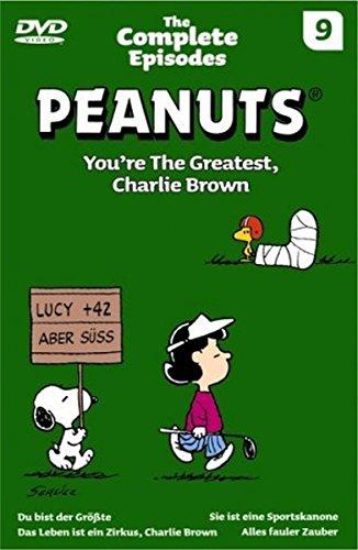 Die Peanuts Vol. 09 - You're the Greatest, Charlie Brown Re 9