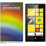 iBPM® Nokia Lumia 520 Screen Protector 10 pack plus free cloth