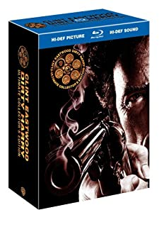 Clint Eastwood Dirty Harry (Ultimate Collector's Edition) [Blu-ray] [1989] [2008] [Region Free] [US Import] (B001608QVS) | Amazon price tracker / tracking, Amazon price history charts, Amazon price watches, Amazon price drop alerts