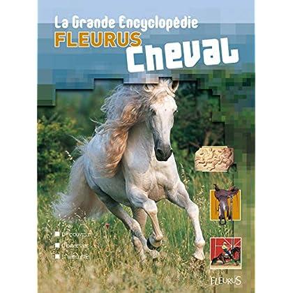 La Grande Encyclopédie Fleurus cheval