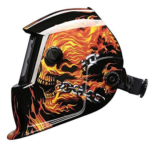Zoom IMG-3 casco per saldatura cappuccio oscurante