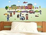 I-love-Wandtattoo WAS-10022 Wandsticker Kinderzimmer