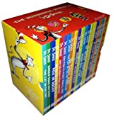 The Wonderful World of Dr. Seuss Collection 20 Book Gift box Set, Includes: The Cat in the Hat, Fox in Socks, Horton Hears a Who, Dr Seuss on the Loose, How The Grinch Stole Christmas, The Cat in the Hat Comes Back, If I Ran The Zoo
