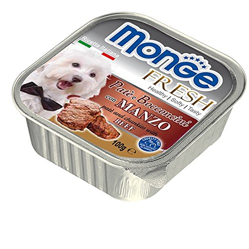 Monge Fresh Cane Manzo Gr. 100