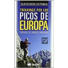 Trekkings por los picos de Europa (Guia Montañera)