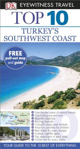 Top 10 Turkey's Southwest Coast (DK Eyewitness Travel Guide)