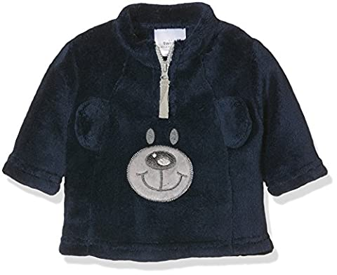 Twins Baby Boys Half Zip Sweater