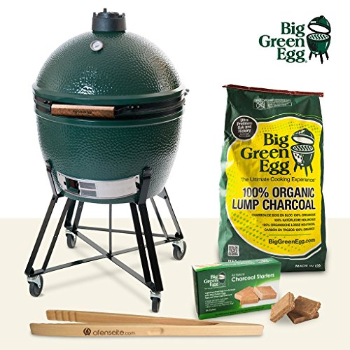 Starterset Big Green Egg XLarge