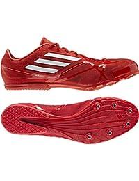 Adidas Adizero Media Distancia 2 Zapatilla De Correr Con Clavos - 49.3