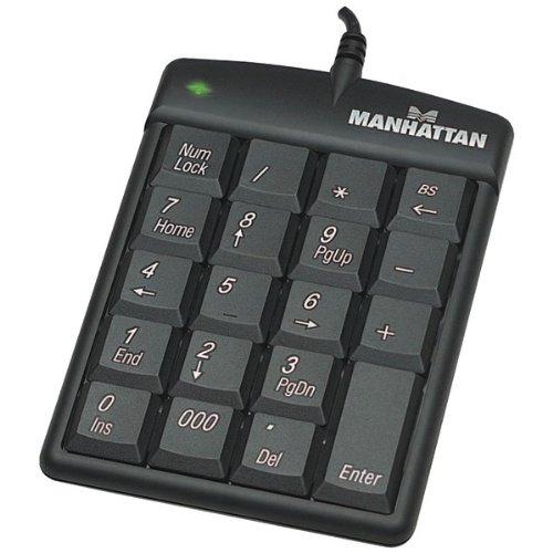 Preisvergleich Produktbild Manhattan Numeric - Tastenfeld - USB