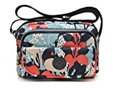 Best Travel Shoulder Bag For Women - tuokener Ladies Cross body Bag Nylon Small Waterproof Review
