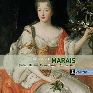 Marin Marais : Pièces de viole