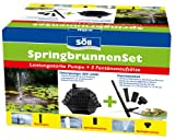 Söll 17108 Springbrunnen Set