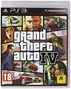 GTA IV [import allemand]