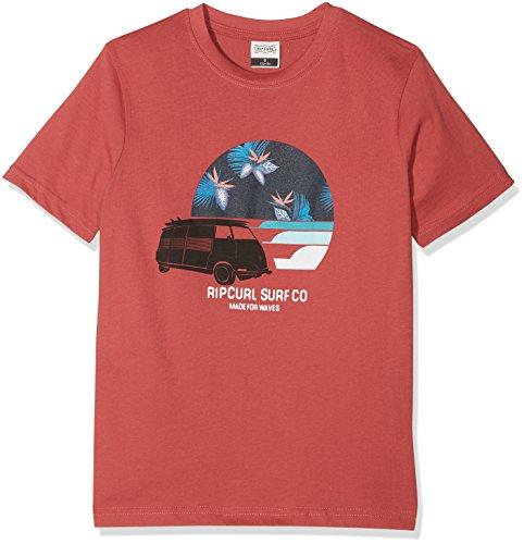 RIP CURL Multi Van SS tee–Camiseta de Manga Corta para niño
