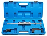 3-tlg. Diesel Injektor Abzieher Schlaghammer Auszieher Werkzeug