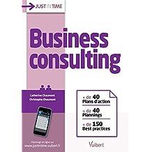 Business consulting: + de 40 plans d'actions + de 40 plannings + de 150 best practices