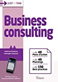 Business consulting: + de 40 plans d'actions + de 40 plannings + de 150 best practices