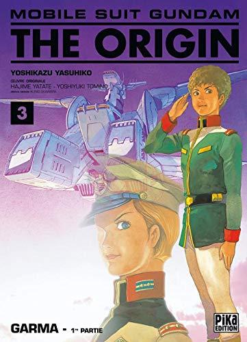 Gundam the Origin T03
