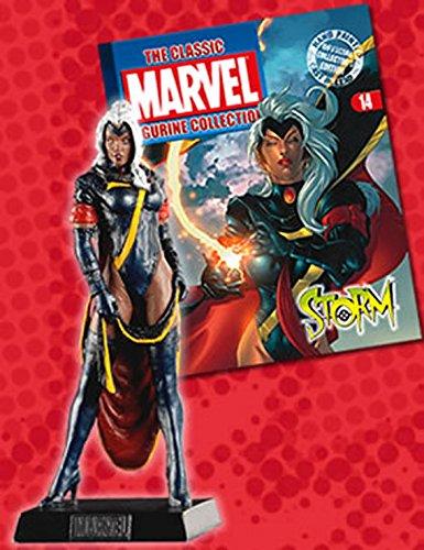 Marvel Figurine Collection #14 Storm (Storm X Men Comic Kostüm)