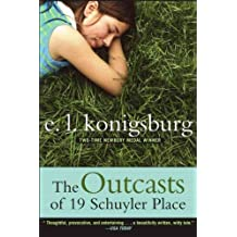 (The Outcasts of 19 Schuyler Place) By Konigsburg, E. L. (Author) Paperback on (12 , 2005)