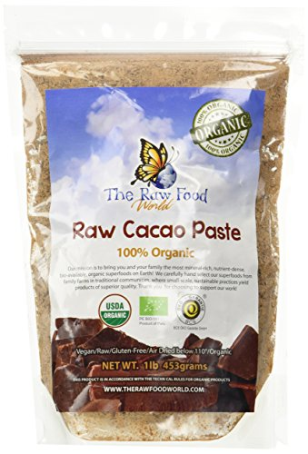 the-raw-food-world-raw-organic-cacao-paste-16oz