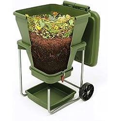 Hungry Bin Wurmkomposter/Continuous Flow Wurmfarm Incl. Euro 43,62 Amazon Fees