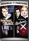 Portrait in Black & Madame X [DVD] [Region 1] [US Import] [NTSC]