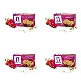 (4 PACK) - Nairns Mixed Berries Biscuits - Wheat Free| 200 g |4 PACK - SUPER SAVER - SAVE MONEY