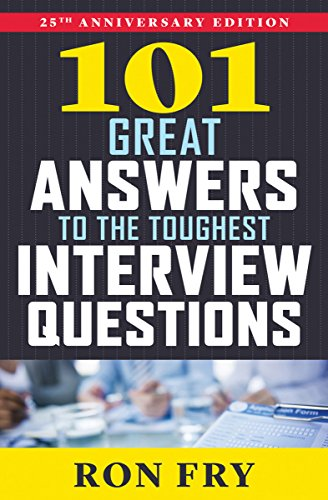 101-great-answers-to-the-toughest-interview-questions-25th-anniversary-edition-english-edition
