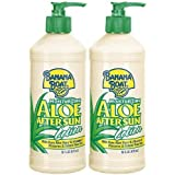 Banana Boat Aloe After Sun Lotion, Moisturizing, 16 oz (Pack of 2)
