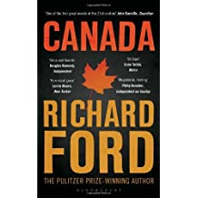 Canada by Richard Ford (2013-06-06)